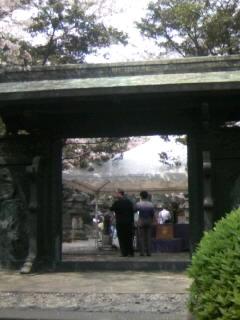 増上寺の徳川家霊廟特別公開